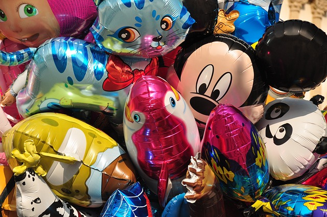 Idea para decorar una fiesta Disney