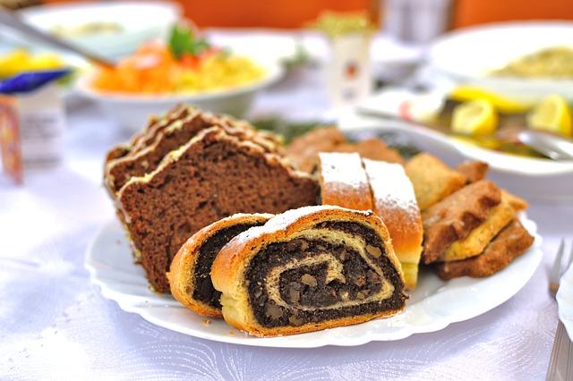 Dulces navideños españoles típicos