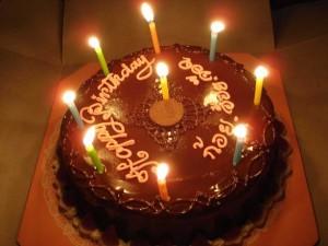 Las cinco tartas de cumpleaños más originales