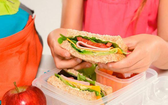 Comer sano en la vuelta al cole