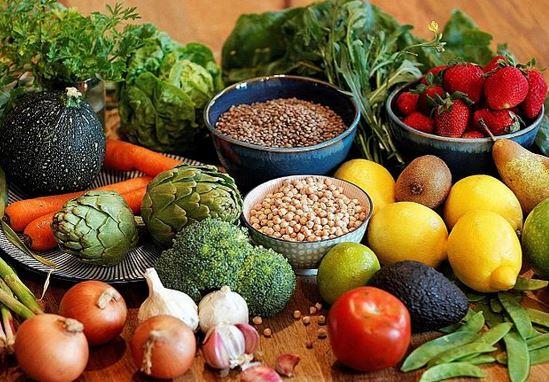 Alimentos contra Covid