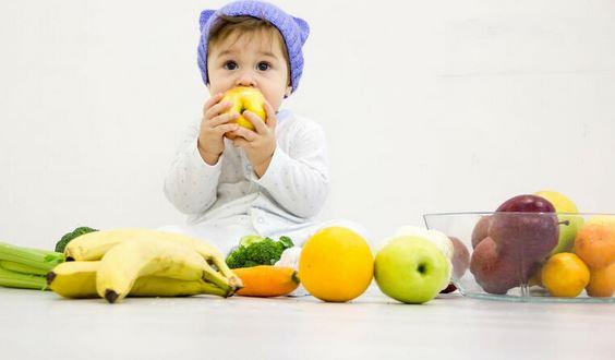 Alimentos para evitar el Covid en niños